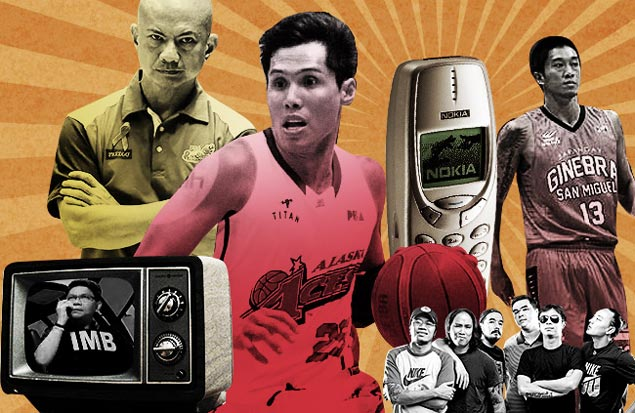 Last time no SMC, MVP team reached PBA Finals, Nokia 3310 still hottest phone in market