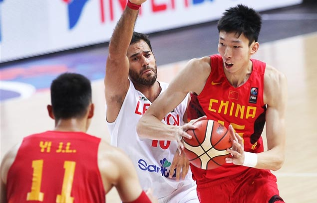Chinese 7-foot-2 prospect Zhou Qi set to declare for NBA rookie draft, says report