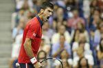 Novak Djokovic drops a set but outsteadies Bautista Agut to reach 26th straight grand slam quarterfinal