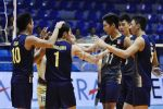 Unbeaten NU Bulldogs join Ateneo Blue Eagles in semifinals of Spikers' Turf