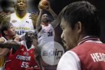 UNDERDOG STORIES Here are the 10 biggest upsets in the PBA for the year