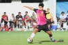Daniel Matsunaga shows he's more than just a pretty face in UFL's top flight
