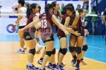 Lady Fighting Maroons book first quarterfinals win by trouncing lowly Blazers