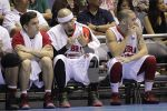 Ginebra star Mark Caguioa nurses injured hand but not expected to miss any games