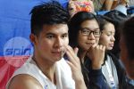 Kiefer Ravena, Alyssa Valdez team up to host charity volleyball match for typhoon victims