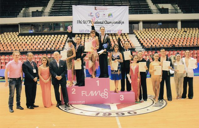 Enriquez-Publico pair leads winners in 18th DanceSport National Championship