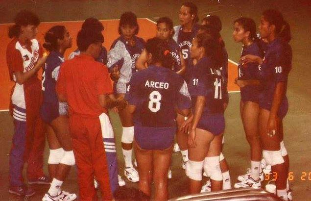 Meet the last Philippine women's team to win SEA Games volleyball gold medal - 22 years ago