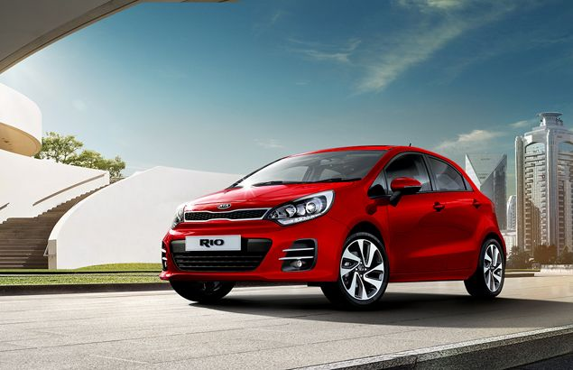 The All-New 2015 Kia Rio - Style That Stands Out