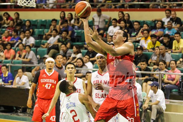 Greg Slaughter hardly alarmed as Ginebra-Team Grand Slam game fails to draw 'em in
