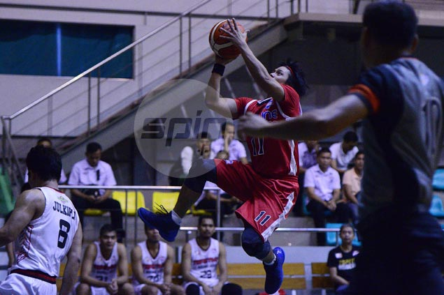 James Martinez breaks PBA D-League scoring record with 58 in AMA rout of Mindanao