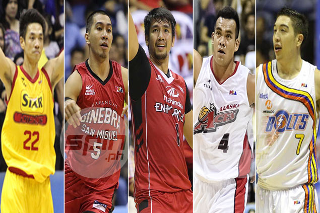 Here are players who are having outstanding seasons but missed PBA All-Star bus