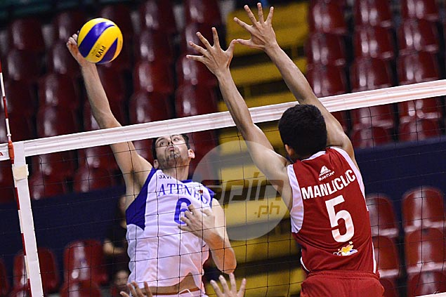 Ateneo starts Spikers Turf title defense with rout of San Beda