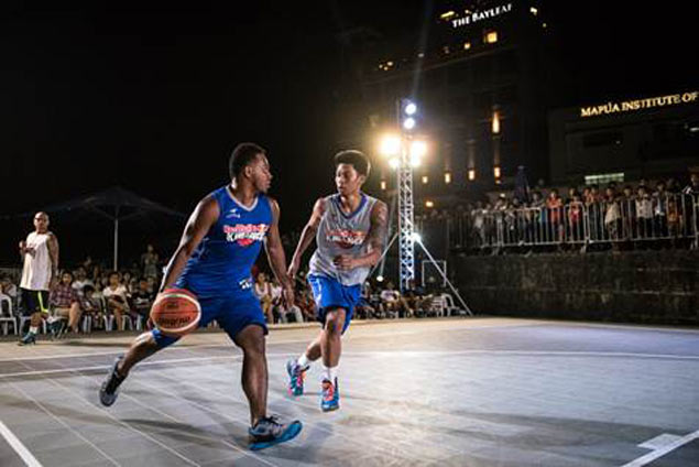 Former PBA MVP Willie Miller takes Fil-Am Herndon's place in King of the Rock world finals