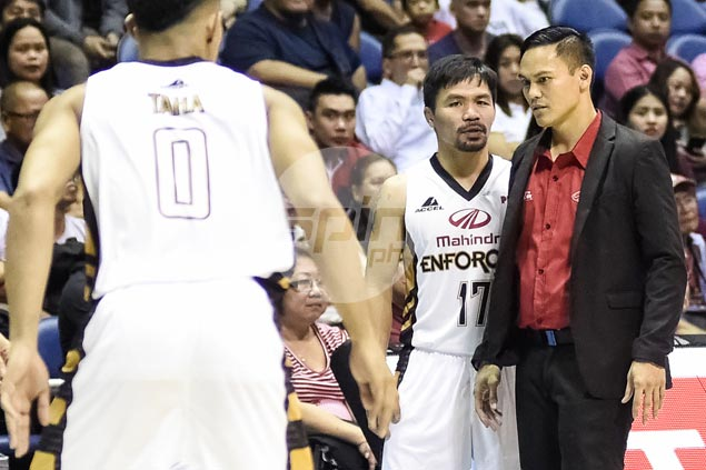 Ecstatic Manny Pacquiao gives out hefty bonus to overachieving Mahindra side