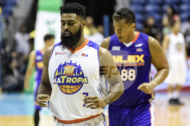 Hurting Mo Tautuaa doubtful for slam dunk contest of PBA All-Star festivities