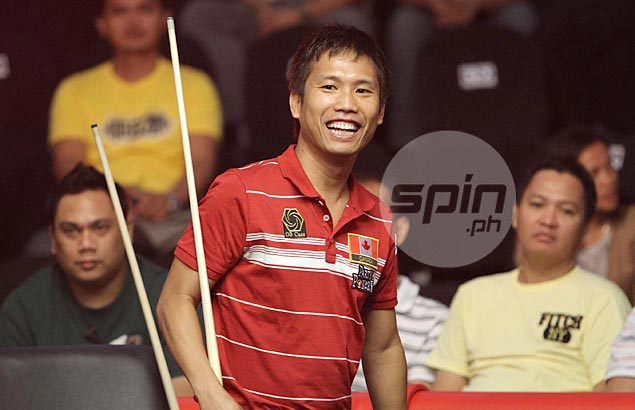 Fil-Canadian pool ace Alex Pagulayan reaches semifinals of World 9-ball championship
