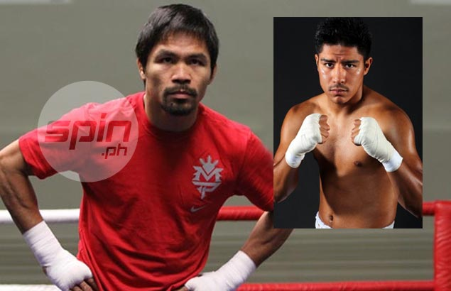 Manny Pacquiao to face Jessie Vargas in comeback fight in November