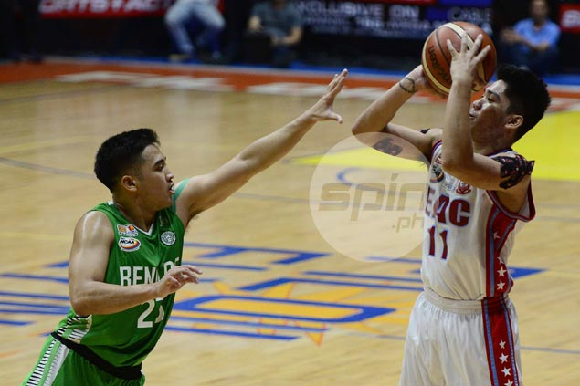 EAC Generals score third victory and keep St. Benilde Blazers winless