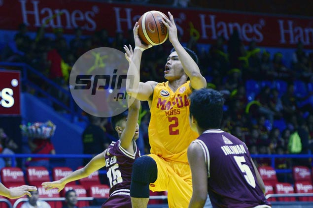 Mapua tightens hold on third place in NCAA juniors with victory over Perpetual Help