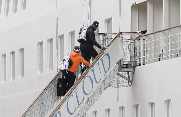 'Captain K' Krzyzewski goes on rant amid endless questions on 'luxurious' Team USA boat