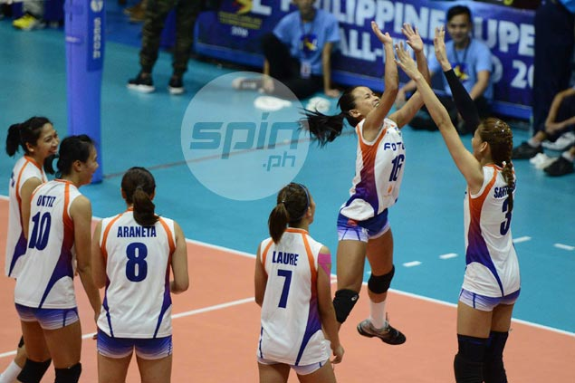 Foton takes down RC Cola-Army to advance to PSL All-Filipino finals