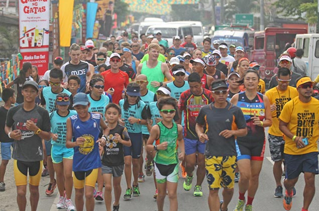 Jana Macalalad out to steal thunder from top favorites in Alaska Ironkids