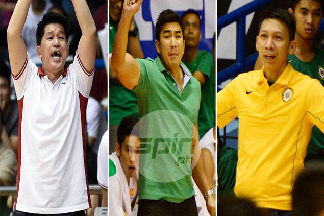 FEU-La Salle tune-up match halted amid tension among Ayo, Gonzales, Racela