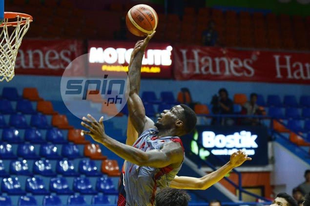 Lyceum survives late Nambatac rampage to stun Letran and end first round on a high note