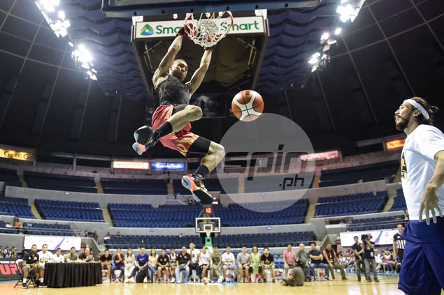 Five-time champ KG Canaleta admits he was more impressed with Chris Newsome dunk
