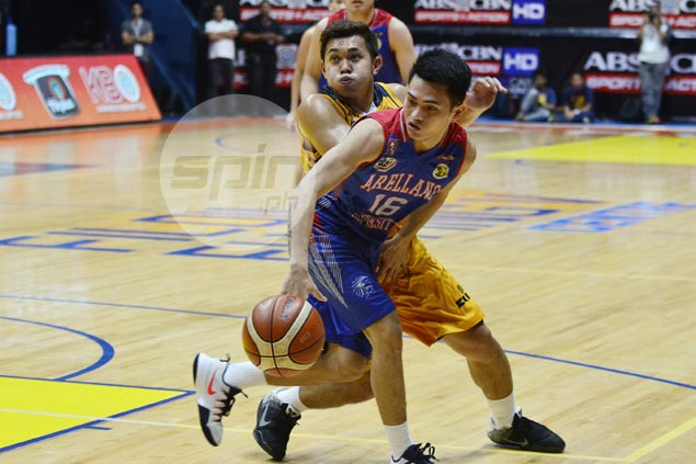 Arellano out to seal semis spot early in case Jalalon gets Gilas callup for Fiba Asia Challenge