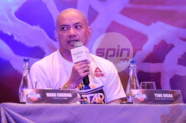 Guiao on coaching North All-Stars: 'They all know mabait ako 'pag kakampi, salbahe 'pag kalaban'