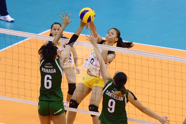 UST Tigresses off to hot start, keep NCAA champ CSB Lady Blazers winless in V-League