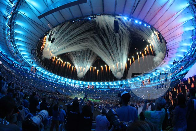 Rio Olympics laces fun and frivolous opening show with messages about global warming, conservation