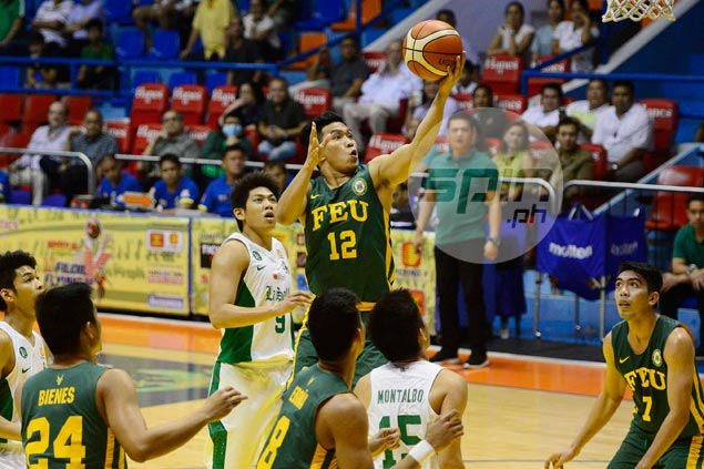 Arong says FEU Tamaraws merely defended coach's honor in face of 'disrespect' from La Salle