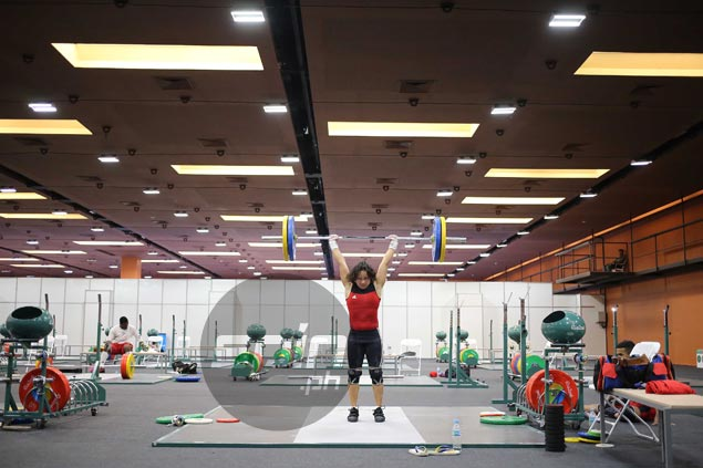 Weightlifters Hidilyn Diaz, Nestor Colonia next to see action for Philippines in Rio Olympics