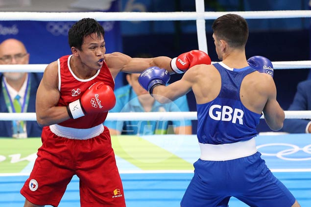 Charly Suarez feels he did enough to beat Briton, but promptly accepts Olympic fate