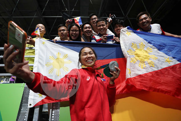 Hidilyn Diaz recalls shock as guaranteed bronze turns into silver after China collapse