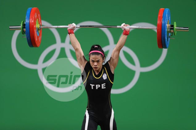 Taipei golden girl Hsu Shu-ching finds redemption after losing to drug cheat in 2012 Olympiad