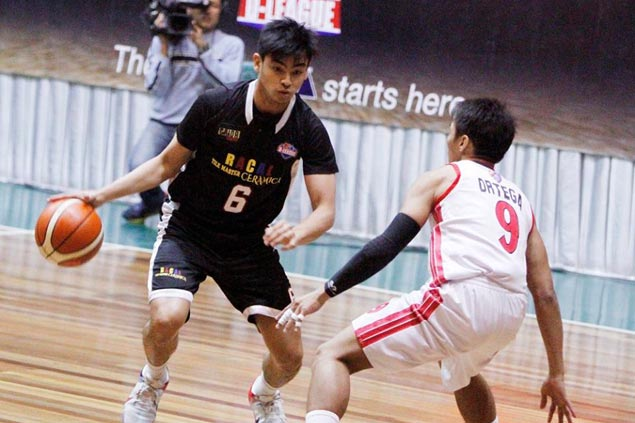 Racal clinches No. 1 seeding, twice-to-beat advantage in semifinals with rout of AMA