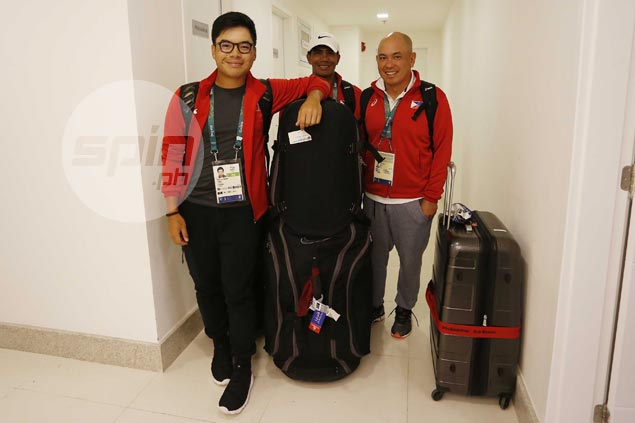In-form Miguel Tabuena enters Rio Olympic golf with a championship mindset