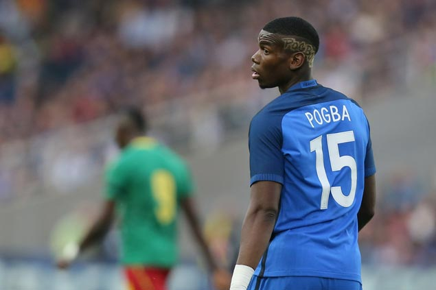 United breaks world transfer record to re-sign Pogba four years after releasing him for virtually nothing