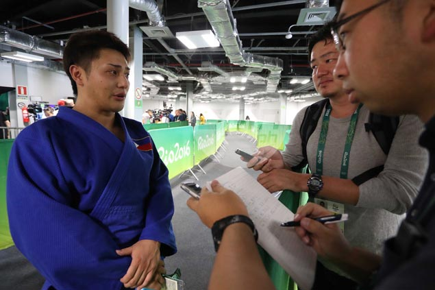 Another PH fighter falls in Rio as Fil-Japanese Kodo Nakano loses to Italian in judo debut