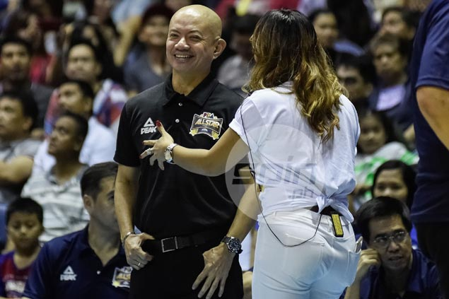 Yeng Guiao glad to see Hidilyn Diaz benefit from a bill he sponsored during time in Congress