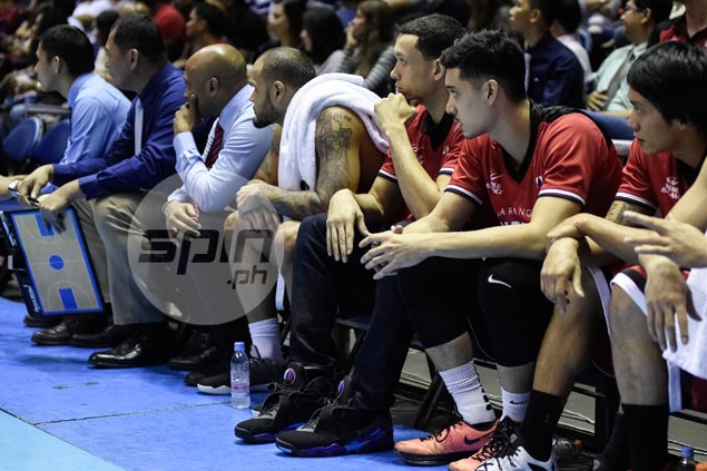 Ginebra winning streak somehow eases the pain for grounded 'Air Force' Ellis