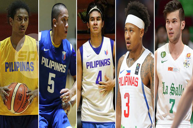 Parks, Ravena, Ganuelas, Wright head 24-man Gilas pool for Fiba Asia Challenge Cup