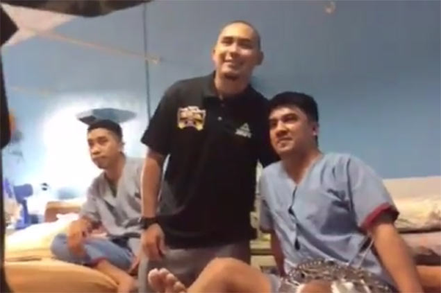 'Angas ng Tondo' Paul Lee shows soft side after encounter with wounded soldier