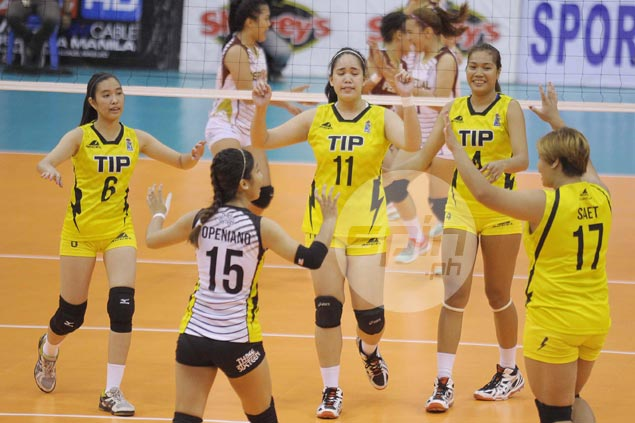 TIP Lady Engineers dispatch listless Perpetual to get back on winning track in V-League