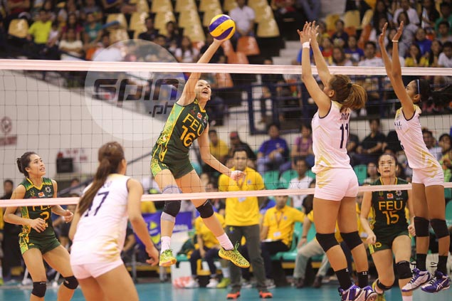Toni Rose Basas ready to meet coach's high expectations and be FEU's next leader