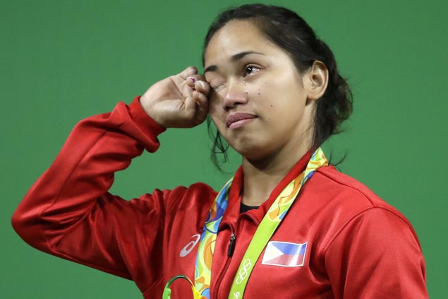For success-starved countries, athletes like Hidilyn Diaz more important than Michael Phelps