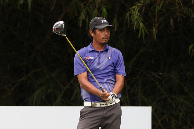 Bayron four strokes clear at Riviera after firing five-under 66